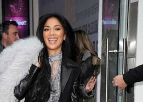 Nicole Scherzinger Leaves Captial FM Studios