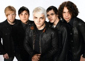my-chemical-romance-band