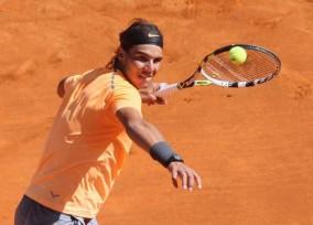 MONACO: Monte-Carlo ATP Masters Tennis Final Match Nadal-Djokovic