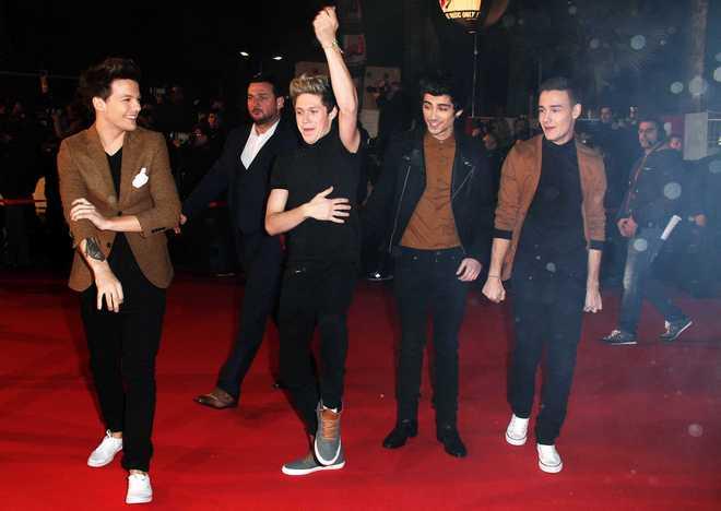 CANNES : 2013 Nrj Music Awards ceremony.