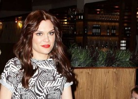 Jessie J Signs Her New Book 'Nice To Meet You'