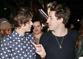 Harry Styles Is Having A Happy Birthday