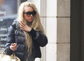 What Is Amanda Bynes Smoking In New York?