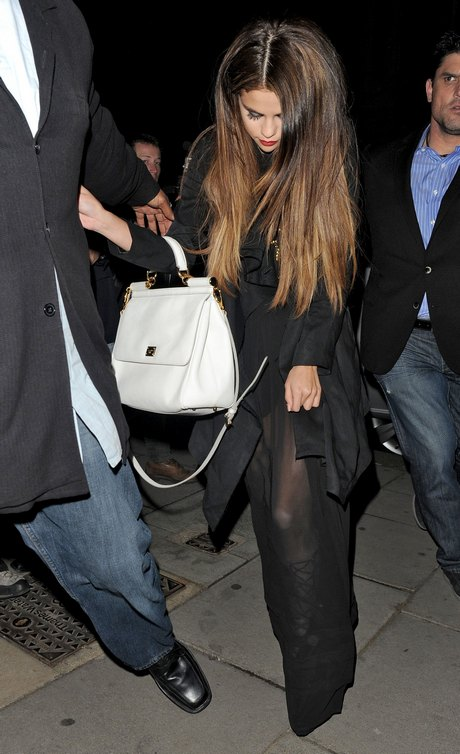 Selena Gomez & Jaden Smith Have Dinner Together In London
