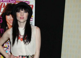 "Carly Rae Jepsen ""Seventeen"" Magazine March Cover Girl In-Store Signing"