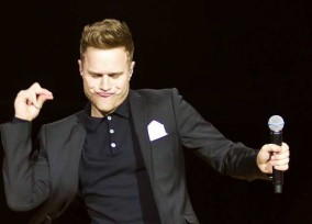 Olly Murs Performs In Manchester