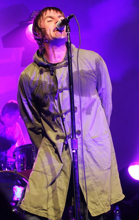 Exclusive: Liam Gallagher's Beady Eye Performing In Vancouver