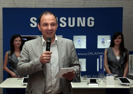 Sasa Oravec, direktor telekomunikacija