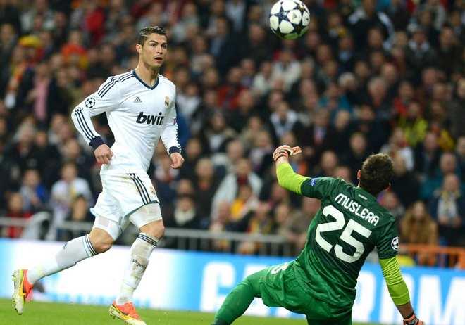 Spain Champions League quarter finals Real Madrid v Galatasaray