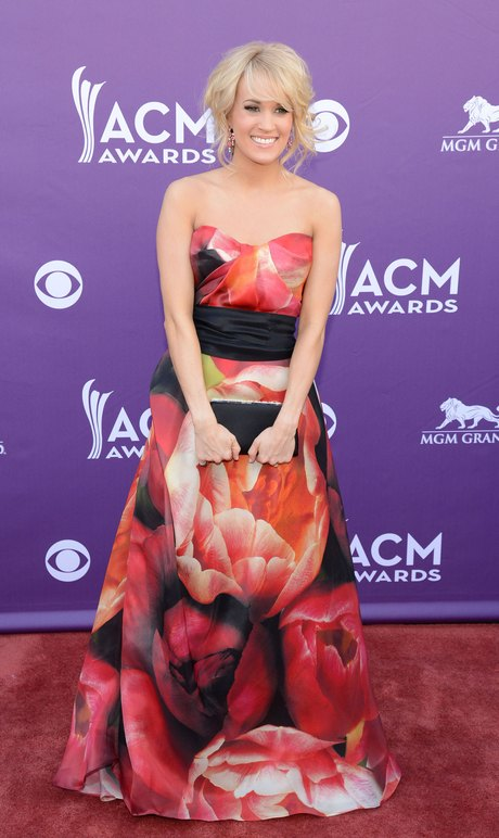 The 48th Annual Academy Of Country Music Awards - Arrivals