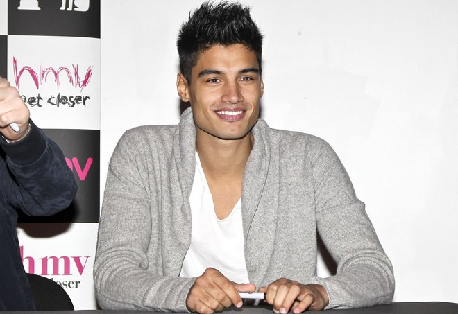The Wanted - Manchester CD Signing
