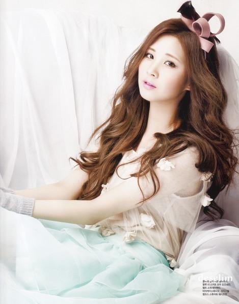 SNSD-Seohyun-CeCi-November-7