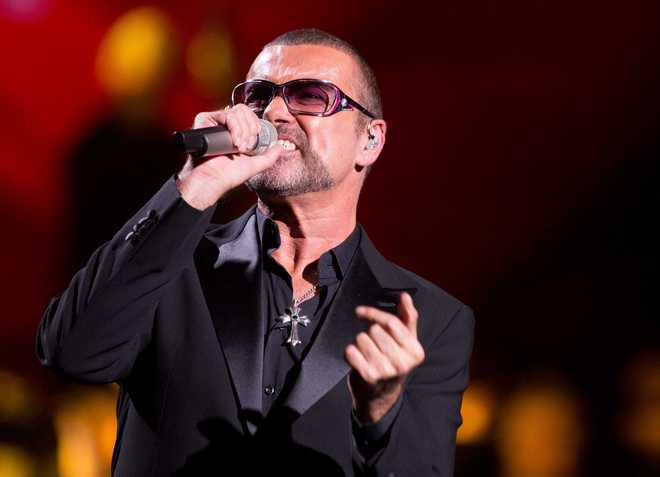 PARIS: George Michael performs live at Opera Garnier