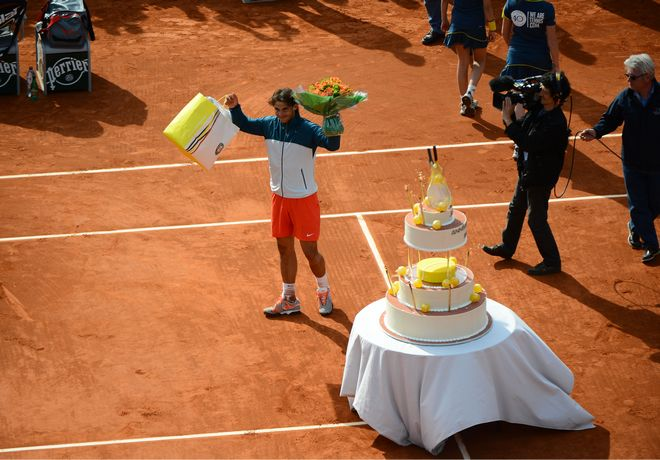 Paris: Tennis French Open 2013-