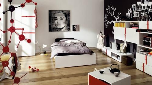 trendy-teen-bedroom