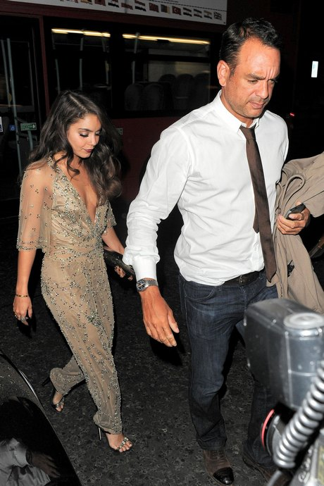 Vanessa Hudgens Returning To Her London Hotel