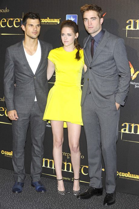 """Twilight: Breaking Dawn Part 2"" Premiere in Madrid"