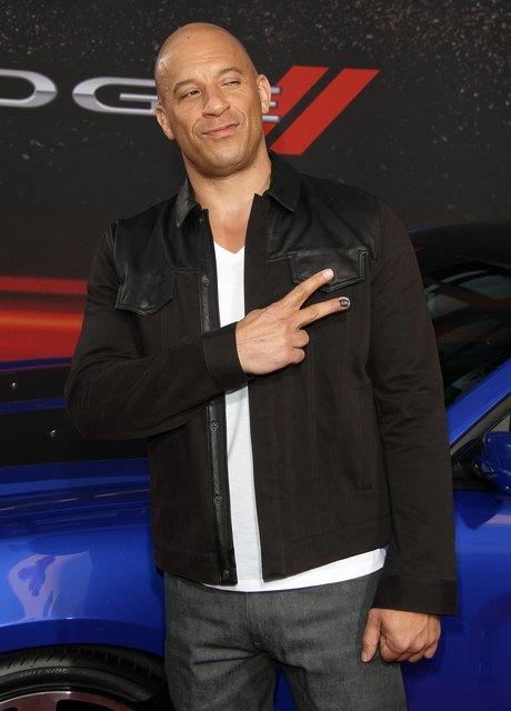 Fast & Furious 6 Premieres in LA