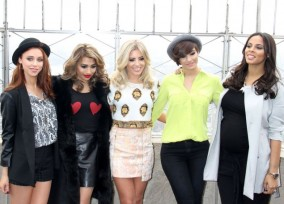 The Saturdays Visit The Empire State Building