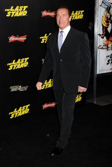 """""""The Last Stand"""" World Premiere"""