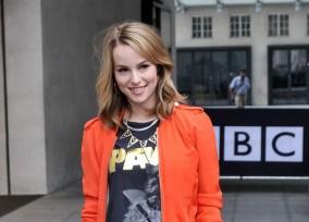 Celebrities Visit BBC Radio 1 Studios