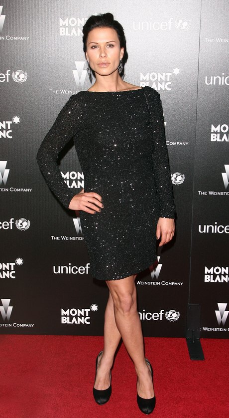 Kate Bosworth at The The Weinstein Company and Montblanc cocktail in LA