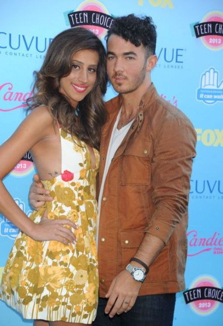 2013 Teen Choice Awards - Press Room