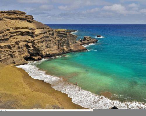 Papakolea-Havaji