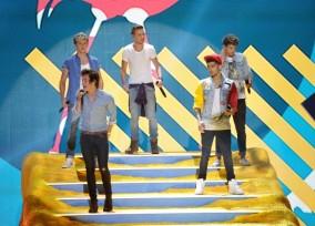 Niall Horan, Harry Styles, Liam Payne, Zayn Malik, Louis Tomlinson