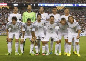 Guinness International Champions Cup_Real Madrid v L.A. Galaxy