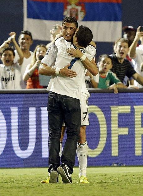 Cristiano Ronaldo, fan