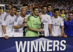 Iker Casillas, Cristiano Ronaldo