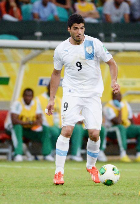 Brazil, Nigeria VS Uruguay