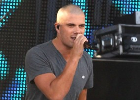 The Wanted Performing On Jimmy Kimmel Live!