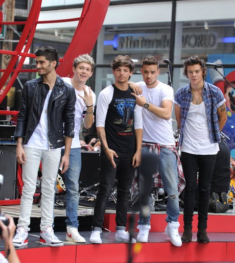 """One Direction Performs On """"Today"""" Show"""