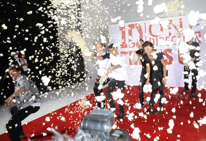 """One Direction: This Is Us 3D"" - Photocall"
