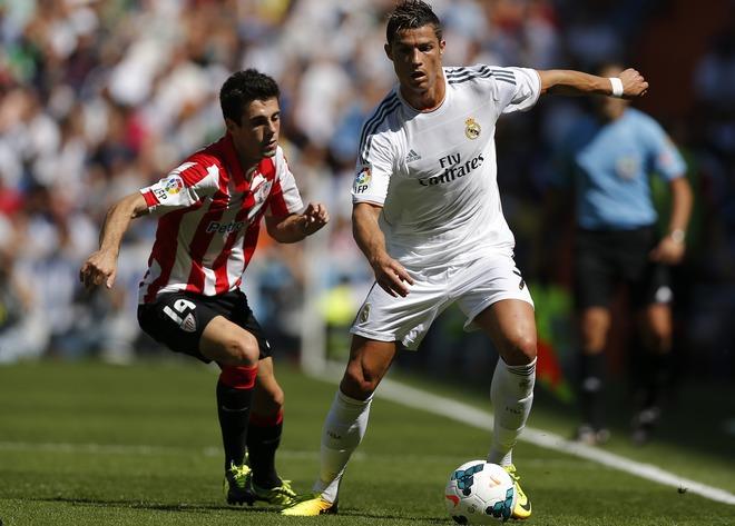 Cristiano Ronaldo, Iker Muniain