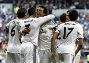 Pepe, Cristiano Ronaldo