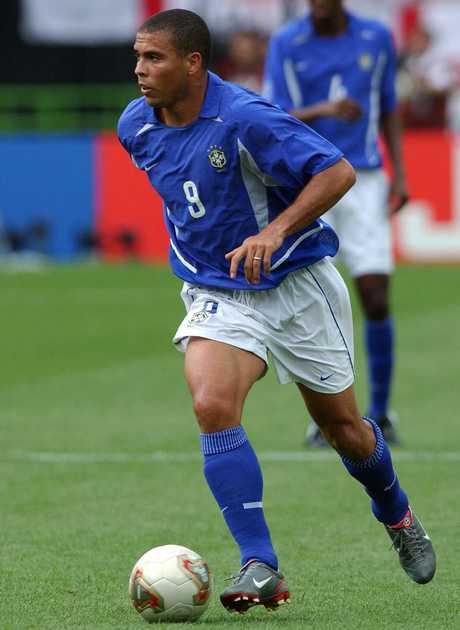 JAPAN:England - Brazil, 2002 FIFA World Cup