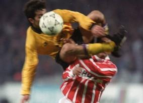 Soccer - UEFA Champions League - Second Round - Second Leg - PSV Eindhoven v AEK Athens - PSV Stadion
