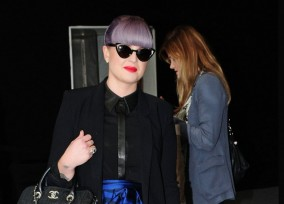 Celebrities Spotted During New York Fashion Week