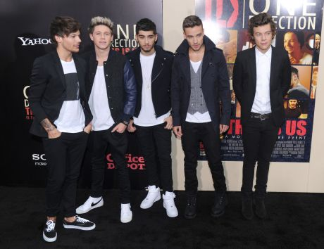 """One Direction: This Is Us"" New York Premiere"