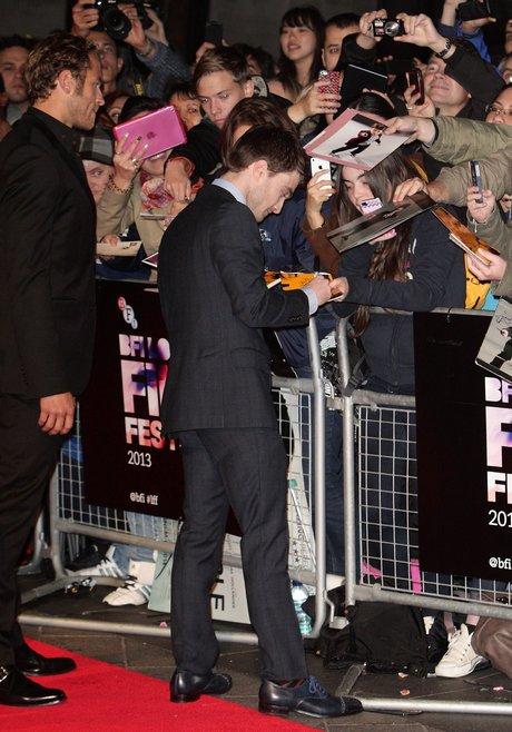 """Kill Your Darlings"" - 57th BFI London Film Festival"