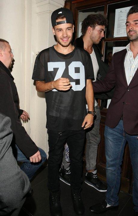 Liam Payne Parties Hard On This Birthday