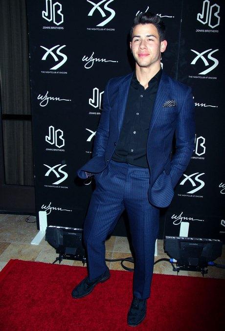 Nick Jonas Celebrates His 21st Birthday
