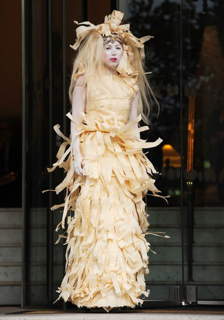 Lady Gaga Is Looking A Little Pale These Days