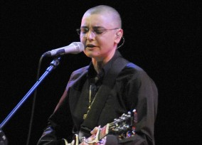 Sinead O'Connor Performs In Venice
