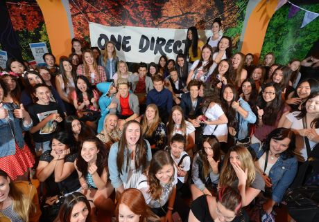 One Direction Wax Figures Unveiled Down Under