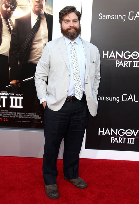The Hangover 3 Premieres in LA