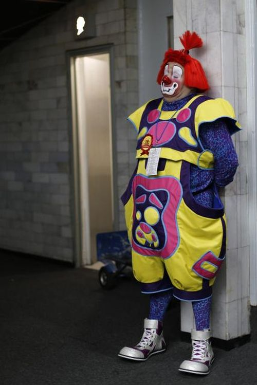 Mexico Clown Convention Photo Gallery